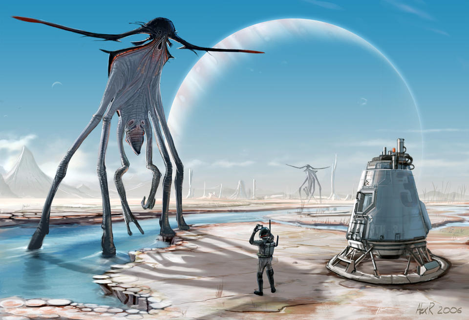 Xenobiology by Abiogenisis