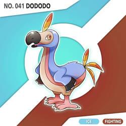 No 041 Dododo