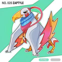 No 020 Zaptyle