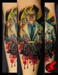 Reanimator Tattoo by Jackie Rabbit by jackierabbit12