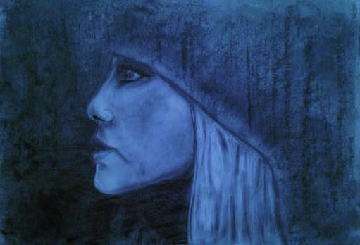 Pencil copy of Jess II By Figuraarto by Arting100