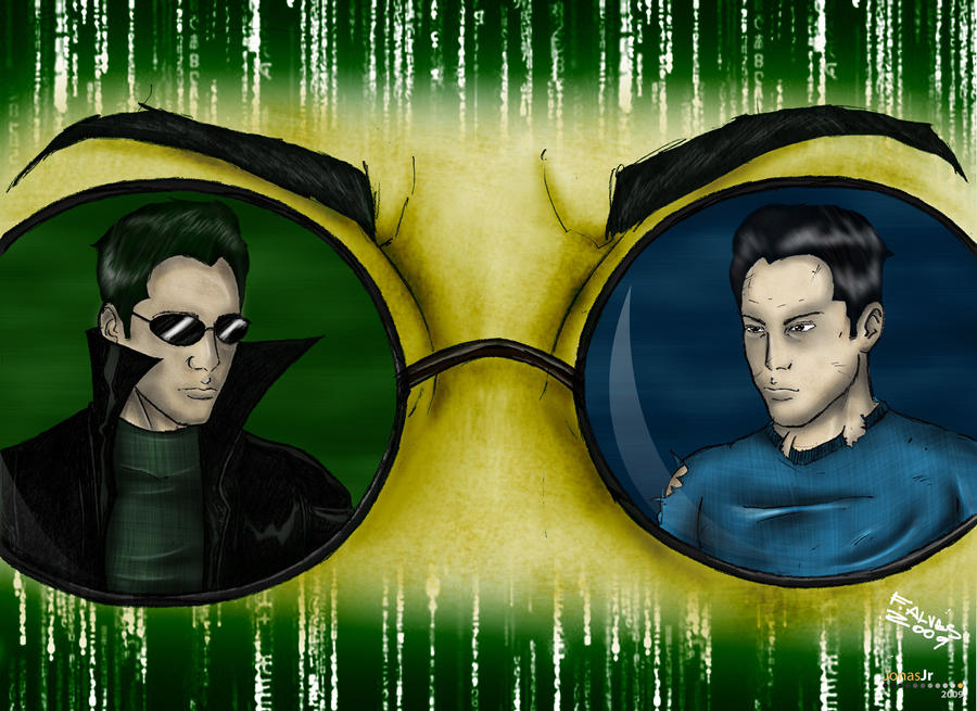the digital world matrix
