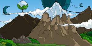 Mountain Everlasting- TCC -TGI