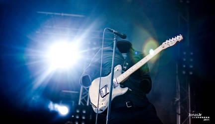 Invisible Man 2 Guitarist