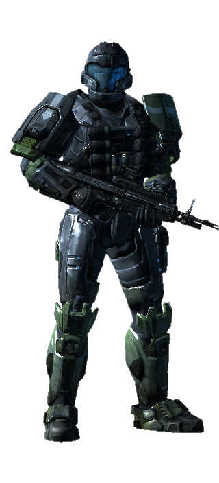 My Halo Reach Character Model by InFamous-Spartan on ...