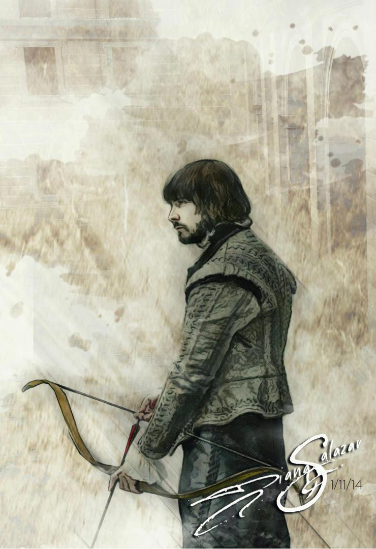 Gonzalo de Montalvo ( David Janer ) by JanerDIANA