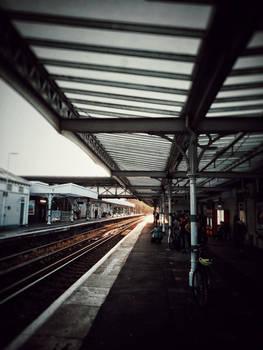 Hove train station