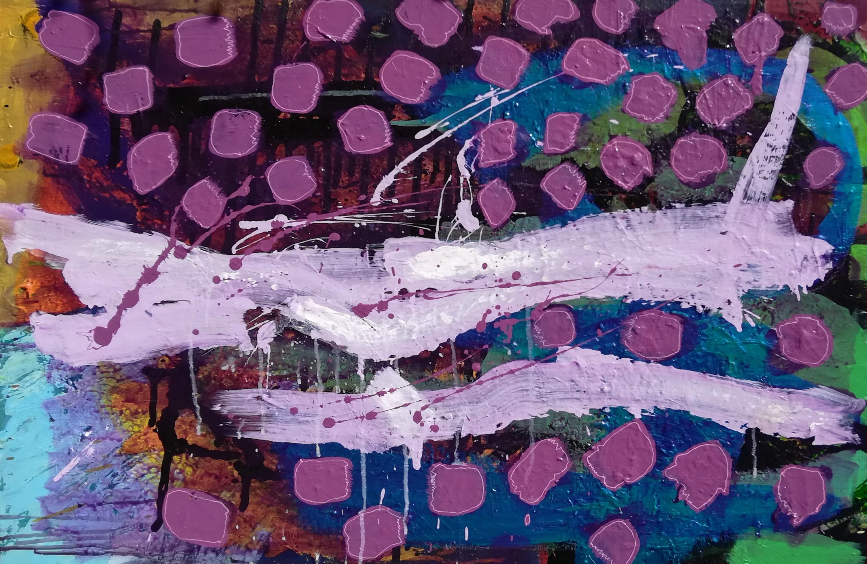 Acrylic on canvas A1 size
