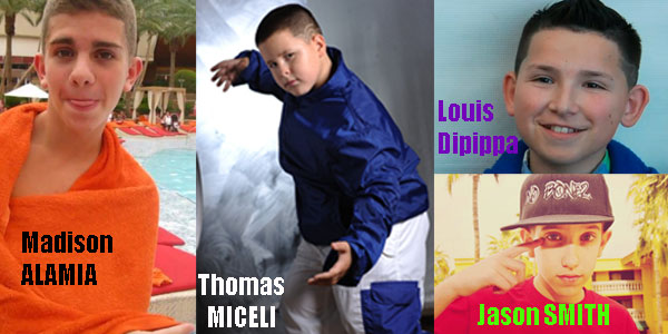 ICONic Boyz Love Stories OPENINGS by V-Dogg