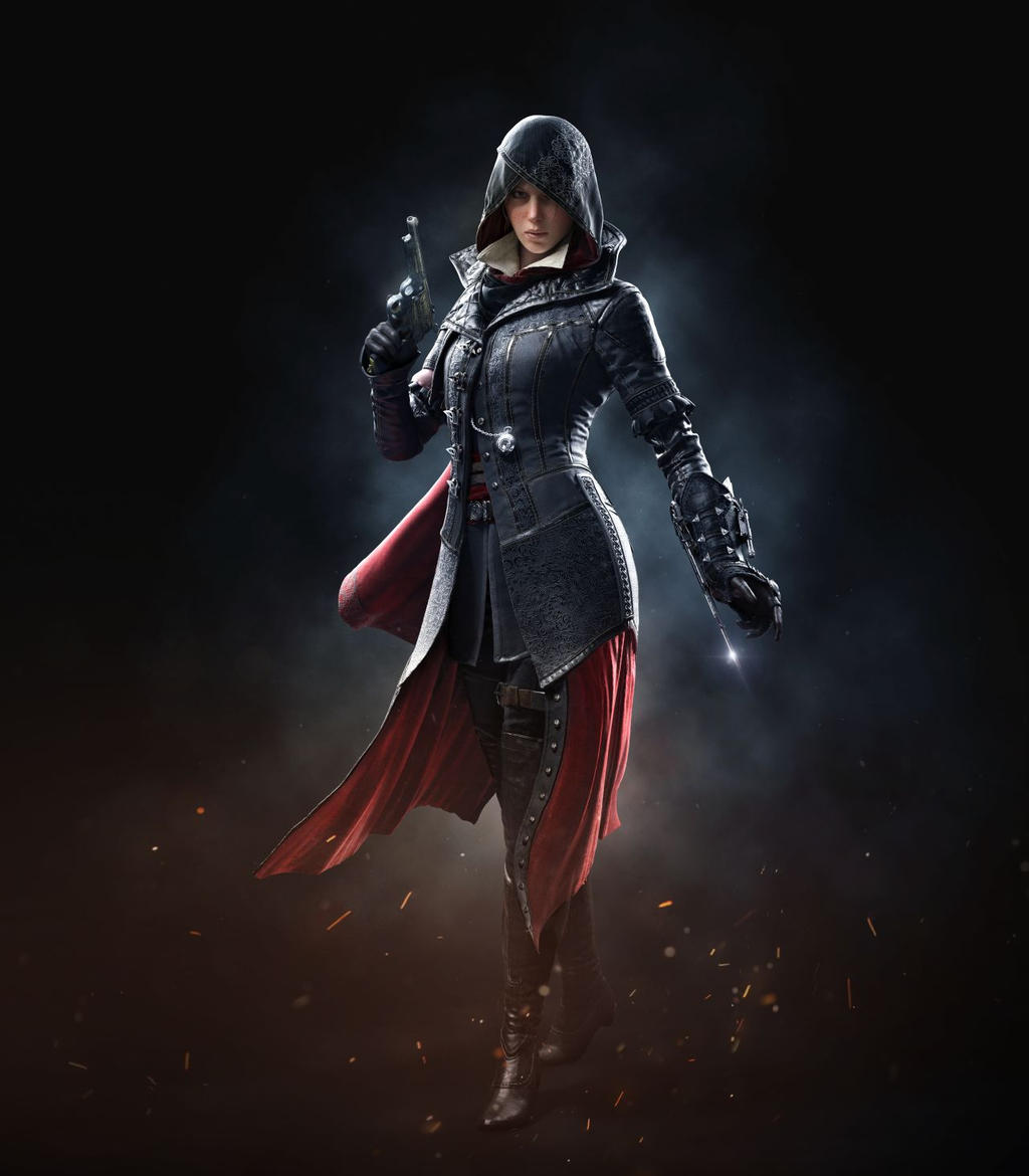Assassin Creed Syndicate Evie By Assassins Creed1999 On Deviantart