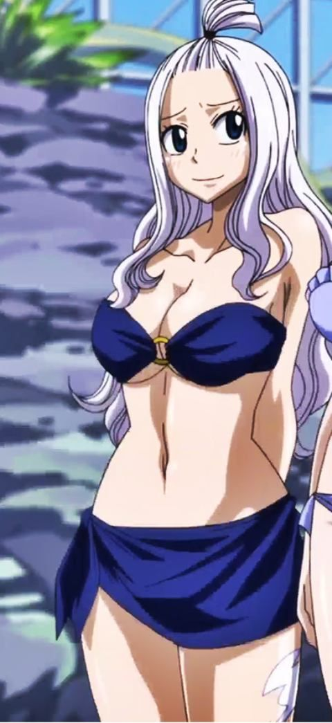 Mirajane ova bikini by assassins creed1999 on deviantart - Fairy tail juvia swimsuit ...