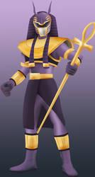 Anubis Ranger by timmotheus
