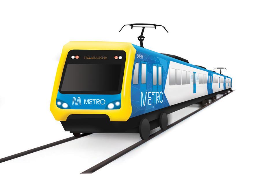 Melbourne Trains X Trapolis By Timmotheus On Deviantart
