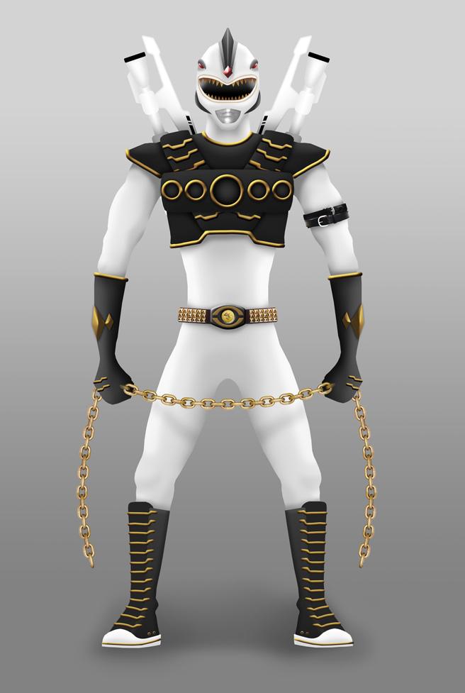Titanus Ranger by timmotheus