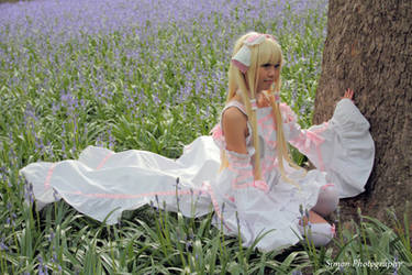 Chii (Chobits cosplay) by reenimochi