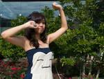 Snorlax Dress by reenimochi