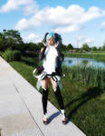 Hatsune Miku Append Version By Mycutebow