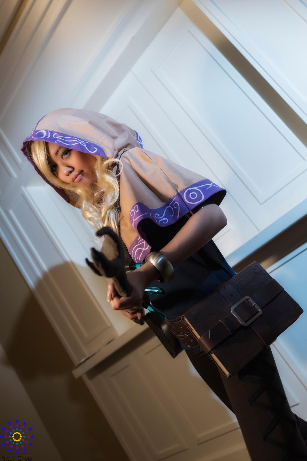 Spellthief Lux - League of Legends by reenimochi