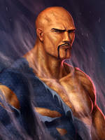 Nappa by Loxaraz