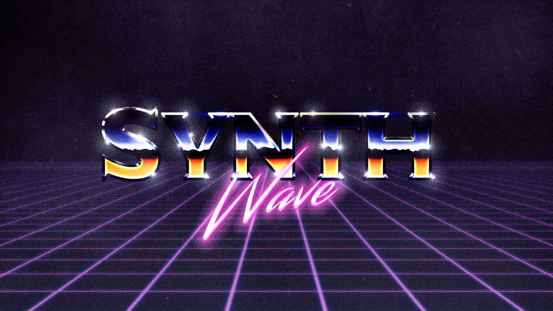 Synth Wave Wallpaper By Halukaliev On Deviantart