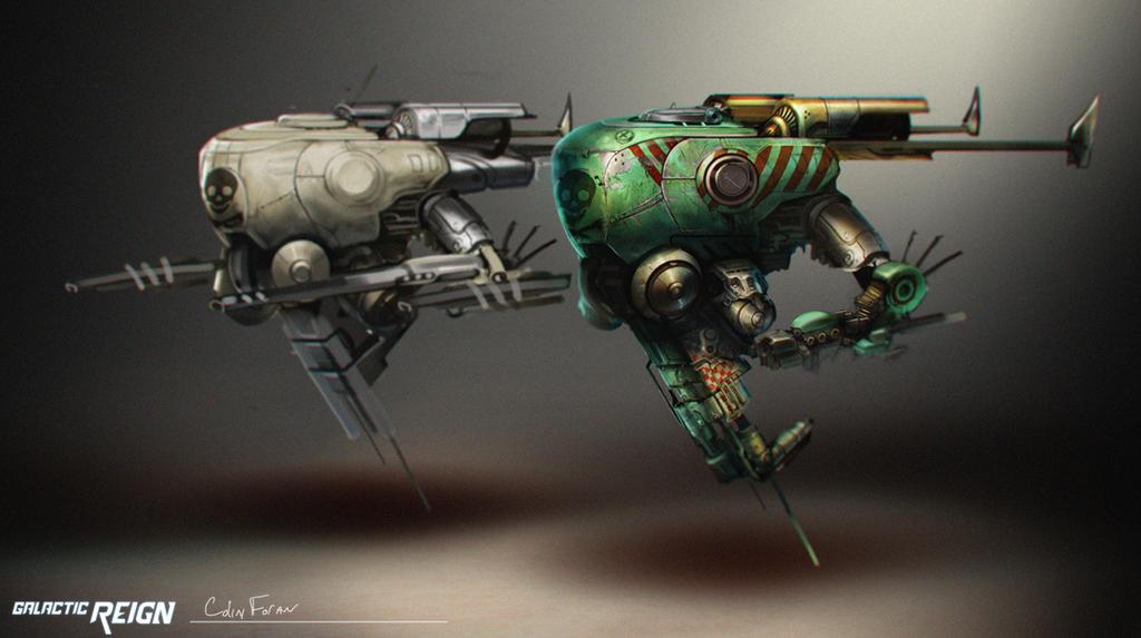 Sundog Destroyer by nathantwist