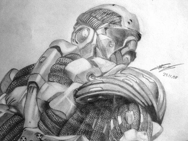 Crysis By Wolverine95 On DeviantArt