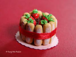Charlotte Cake by birdielover
