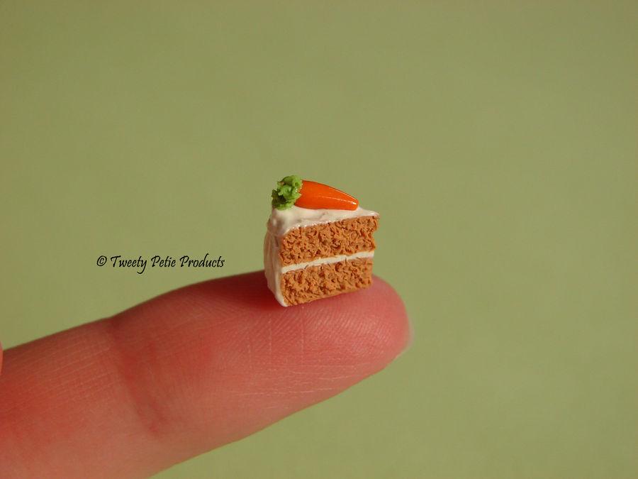 Slice of Carrot Cake by birdielover