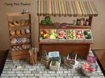 Farmer's Market (1:12 Scale)