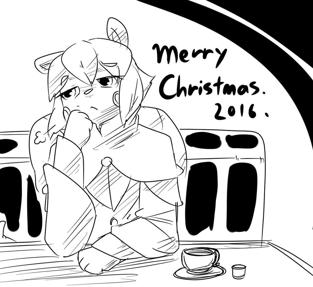 Merry Christmas 2016 by dlrowdog