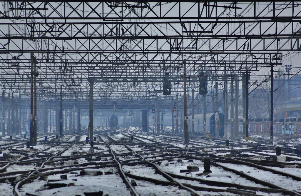 Gara de Nord 2011 by metrouusor