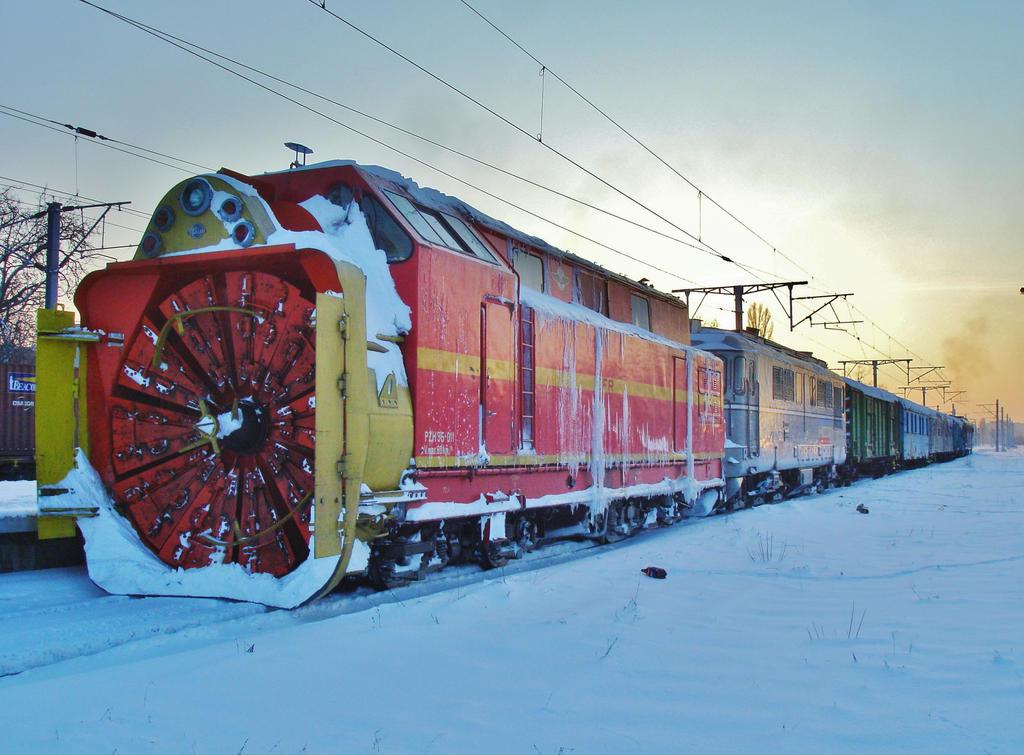 Baneasa Winter 2012 by metrouusor