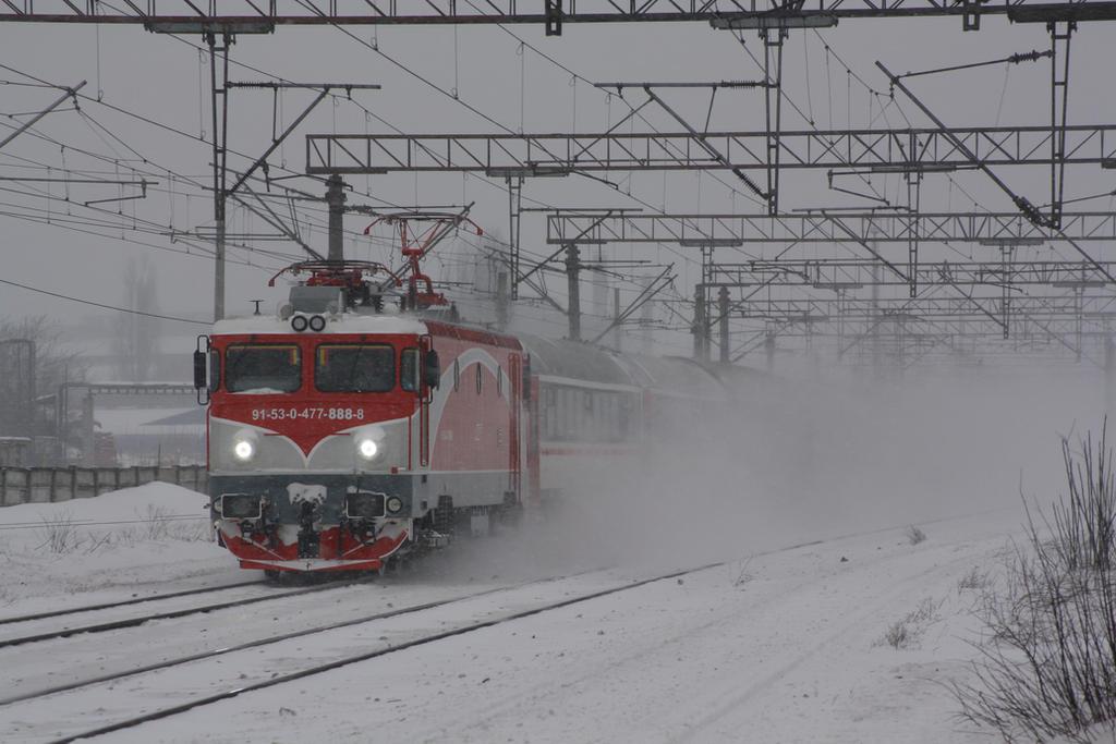 Carpati Winter 2012 by metrouusor