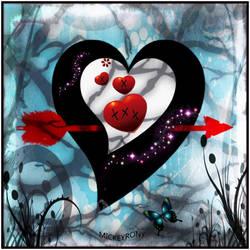Love Meant A Lot Mickeyrony By Mickeyrony