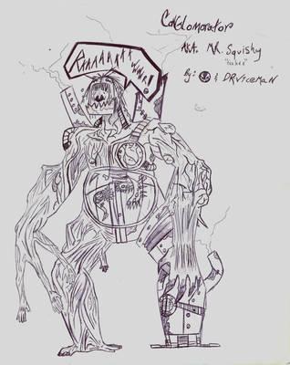 MR. Squishy by Dreadlum