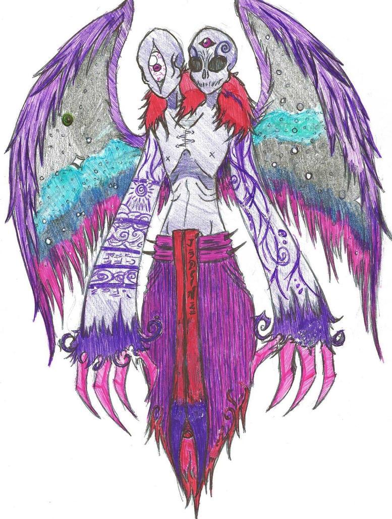 Rorshach Seraph by Dreadlum