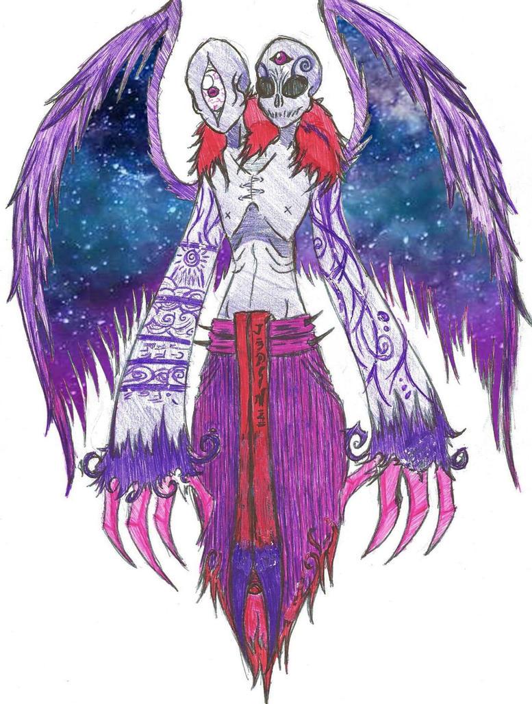 Rorshach Seraph (edit) by Dreadlum
