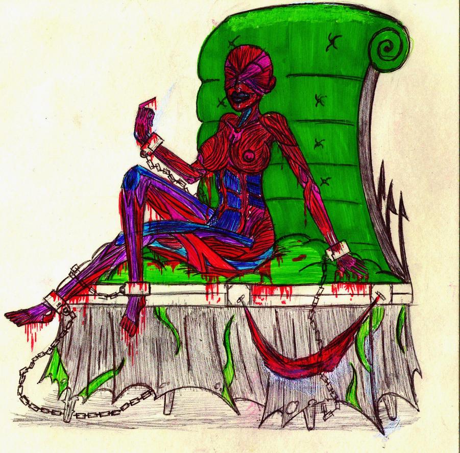 Hemaglobin Hottie by Dreadlum