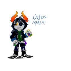 Orthos Azreat by Dreadlum