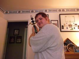 Zerogasher Bow Gun by Ajustice90