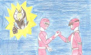 ZM Review - Power Rangers Super Legends by Ajustice90