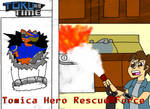 Toku Time Tomica Hero Rescue Force by Ajustice90