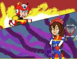 Iris's Tragedic Battle