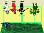 Toku Time Ninja Sentai Kakuranger by Ajustice90