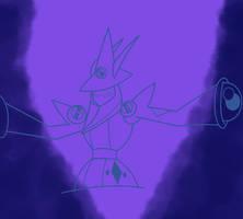 Inktober 18 Magicman by Ajustice90