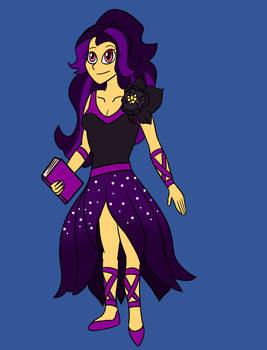 Violet DnD