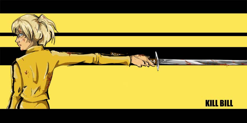 Kill Bill by Amphithea