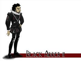 Blackadder wallpaper