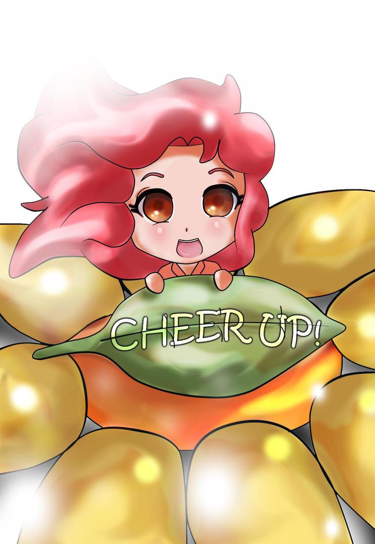 Chibi Poison Ivy - Cheer up! by Samberg