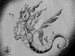 OC Seadragon Ink